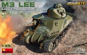 M3 Lee Early Production Tank w/Full Interior