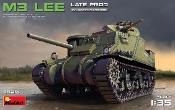 WWII M3 Lee Late Production Tank