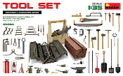 Tool Set: Various Tools & Boxes