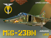 MiG23BN Fighter (Ltd Edition Plastic Kit)