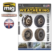 The Weathering Magazine Issue 25 WHEELS, TRACKS & SURFACES (English)