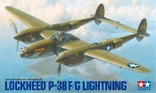 P38F/G Lightning Fighter