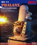 USN MK15 Phalanx Close-In Weapon System