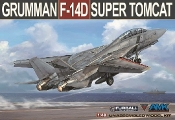 F14D Super Tomcat Fighter
