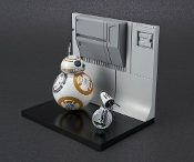 1/12 Star Wars The Rise of Skywalker: BB8 & D0 Droids Diorama Set (Snap)