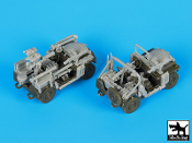 1/72 IDF M151 accessories set