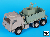 1/35 M1083 GUN TRUCK conversion set
