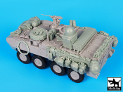 1/35 US Stryker WINT-T B with eq. accessories set