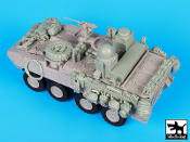 1/35 US Stryker WINT-T C with eq. accessories set