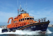 RNLI Severn Class Lifeboat