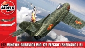 MiG17 Fresco (Shenyang J5) Fighter