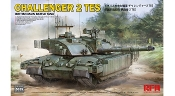 British Challenger 2 TES Main Battle Tank w/Workable Track Links