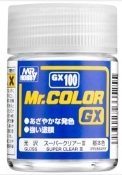 Mr. Color Super Clear III Gloss 18ml Bottle