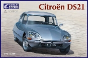 1/24 Citroen DS21 4-Door Car w/Interior/Engine Details