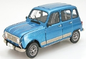 1/24 Renault 4GTL Compact 4-Door Car