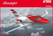1/48 HondaJet Business Jet