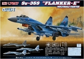 Su35S Flanker E Multi-Role Fighter