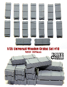 1/35 Generic crates set #010