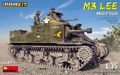 M3 Lee Mid Production Tank w/Full Interior