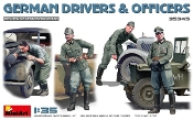 WWII German Drivers & Officers (4)