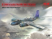 WWII A26B Invader Pacific War Theater American Bomber