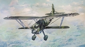 Arado Ar68F1 BiPlane Fighter