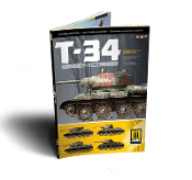 T-34 Colors. T-34 Tank Camouflage Patterns in WWII (Multilingual)