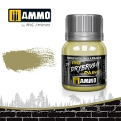 DRYBRUSH Medium German Yellow