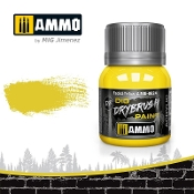 DRYBRUSH Faded Yellow