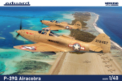 WWII P39Q Airacobra USAAF Fighter (Wkd Edition Plastic Kit)